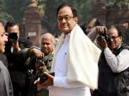 Chidambaram says GST will be inflationary initially