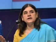 Hormonal outburst: Maneka Gandhi under fire for her <i>lakshman rekha</i> remark