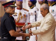 President presents bravery awards to surgical strike heroes