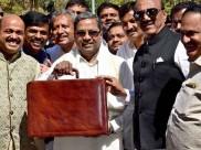 Karnataka budget 2018-19: What Bengaluru gets from Siddaramaiah's budget