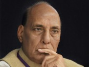 Media delegation meets Home Minister Rajnath Singh