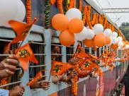 Shri Ramayana Express train flagged off