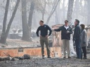 California Wildfires: Remains of five more people found, death toll rises to 76