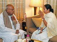 Top leaders reach Kolkata to attend TMC's mega rally, Kharge to represent Congress