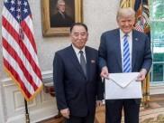 N Korea envoy reaches US even as Pyongyang poses 'extraordinary threats'