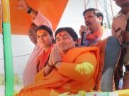 Cant bar Sadhvi Pragya from contesting polls: NIA court