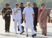 BIMSTEC leaders at Modi's swearing-in may boost trade in South Asia region