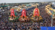 Puri decked up for Rath Yatra post Fani aftermath