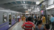 Try to open Kolkata metro doors and you will be in jail
