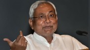 What will anyone do if no party is able to form govt in Maharashtra: Nitish Kumar