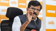 BJP tapped NCP-Sena leaders phones; Sanjay Raut says whatever I do, I do it openly