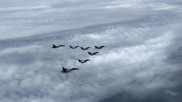 Watch Five Rafale jets entering Indian airspace