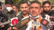 Suvendu Adhikari writes to PM Modi seeking intervention over attack on Hindu temples in Bangladesh