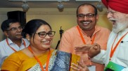MoS for Women and Child Development Debasree Chaudhuri resigns from Union Cabinet