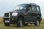 Mahindra Scorpio to hit Brazil roads