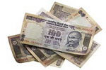 Rupee inches up four paise against USD