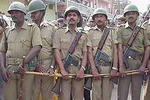 Security in Ayodhya