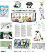 Prophet Muhammad cartoon