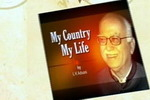 Advani-My country and my life