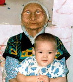 Russia's oldest woman aged 117 dies