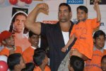 The Great Khali with Kids