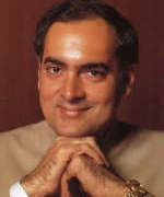 Nation pays homage to Rajiv Gandhi