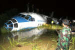 Russian An-12 crashed in Siberia