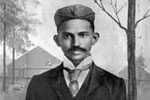 1932 Oly: Mahatma Gandhi travelled to LA to cover the Oly for his publication