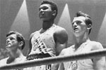 1960 Oly: The boxing legend Muhammad Ali clinched a gold in light heavyweight and later turned professional.