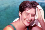 1964 Oly: The Queen of Pool Dawn Fraser set the pool ablaze at Tokyo.