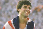 1980 Oly: Brit distance runner Sebastian Coe stole the show when he famously battled back from behind to clinch gold in 1500m.