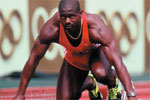 1988 Oly: The Canadian sprinter Ben Johnson failed drug test.