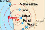Earthquake in Maharashtra