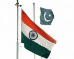 India-Pakistan National Flag