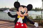Mickey Mouse-Cartoon Character
