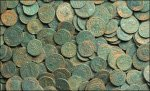 700 yr old Coins