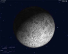 3-D images of moon by Chandrayaan-1