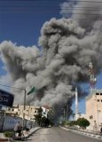 Israel air strikes continues in Gaza