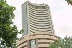 Sensex opens on a positive note