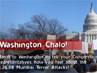 26/11: Washingtonchalo by Indian-Americans