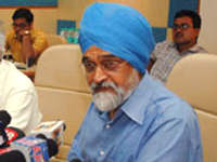 Montek Singh Alhuwalia-Indian Planning Commission of India