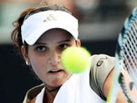 Sania Mirza out of Australian Open Women Singles