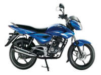 Bajaj launched XCD 135 DTS-Si