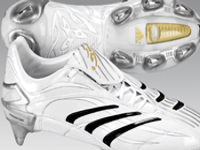 Becks launches new football boots, fans go crazy