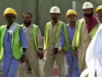 Indian Workers In Dubai