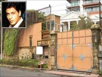 King Khan's house Mannat attacked