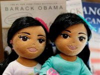 Sasha, Malia dolls selling for $3k on eBay