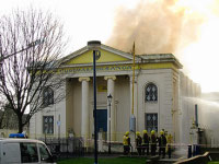 Racial attack on Gurdwara in London