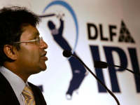 Indian Premier League (IPL) Chairman, Lalit Modi