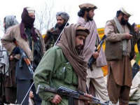 Taliban Fighters in Pakistan